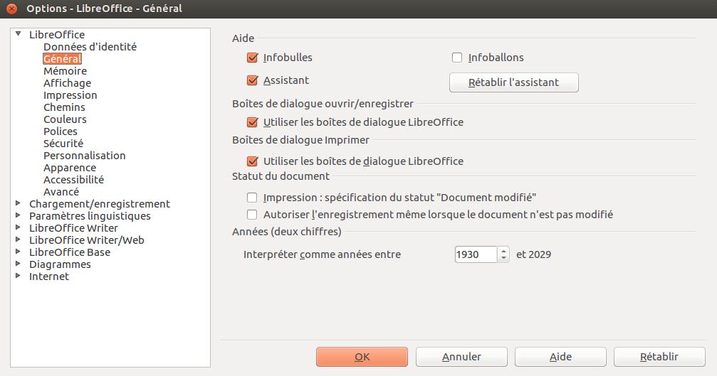 Comment ouvrir libreoffice la r ponse est sur - Comment faire un sommaire sur open office ...