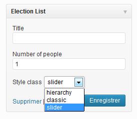 widget election copie